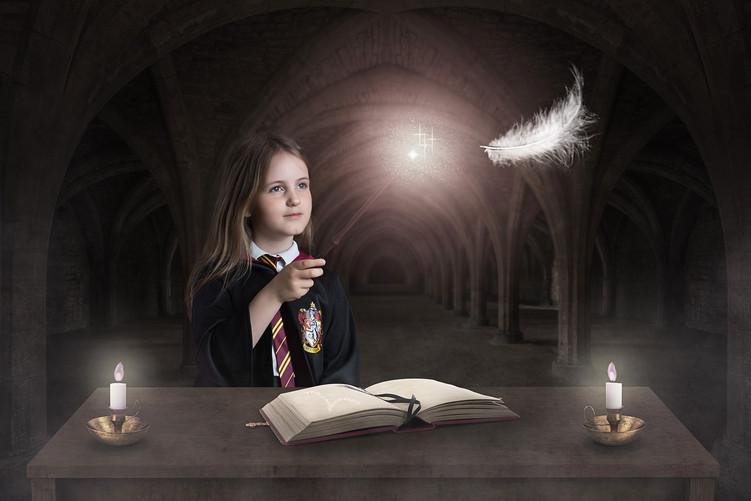 A wizardry world!