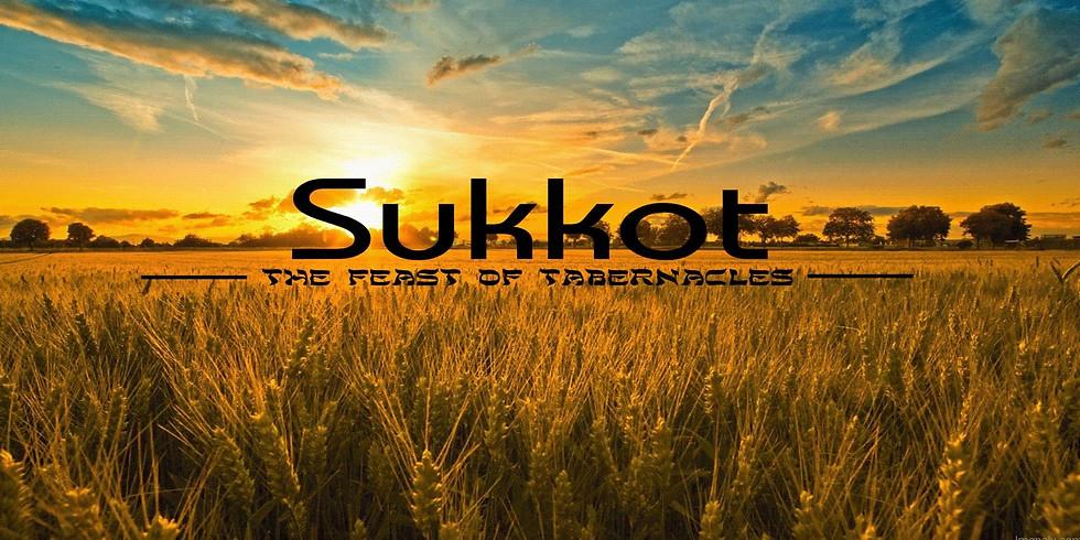 Sukkot Feast of Tabernacle 2018 (1)