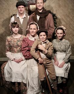 Cratchet Family Portrait
