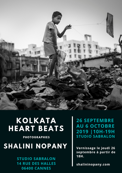 Kolkata Heart Beats _Exposition _Cannes