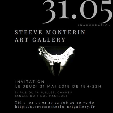 Art Gallery Cannes Vernissage