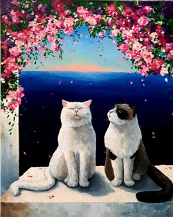 Idyllic Cats