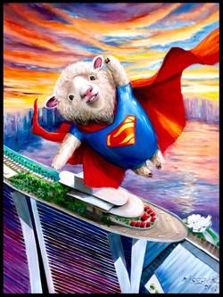 Super Sheep