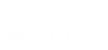 Heart and Sound Logo White.png