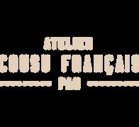 Logo Atelier Cousu Français