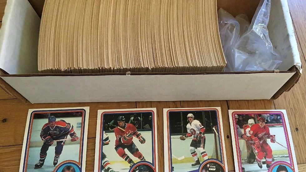 1983-84 O-Pee-Chee Hockey Complete Set131.99