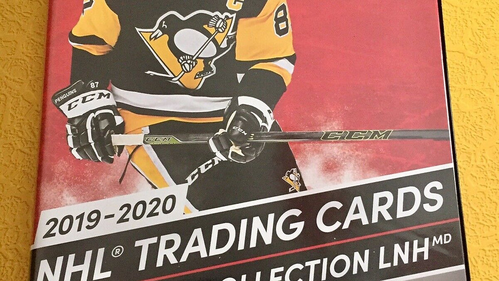 2019-20 Tim Hortons Upper Deck UD Hockey Card Master Set ~ 234 Cards with Album
