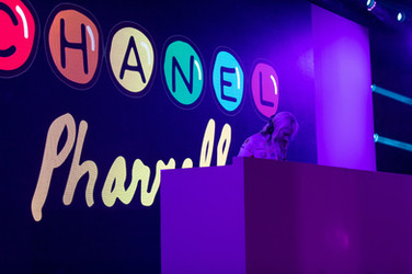 CHANELxPHARRELL CAPSULE COLLECTION AFTER PARTY
