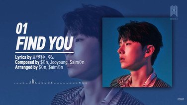 MONSTA X [FIND YOU] 'FIND YOU'