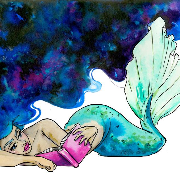 mermaid galaxy