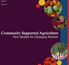 CSA: New Models for Changing Markets