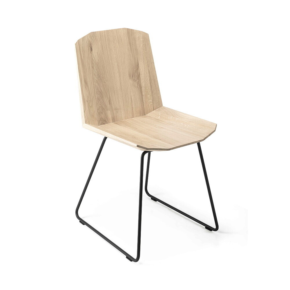 Oak Facette dining chair - Ethnicraft