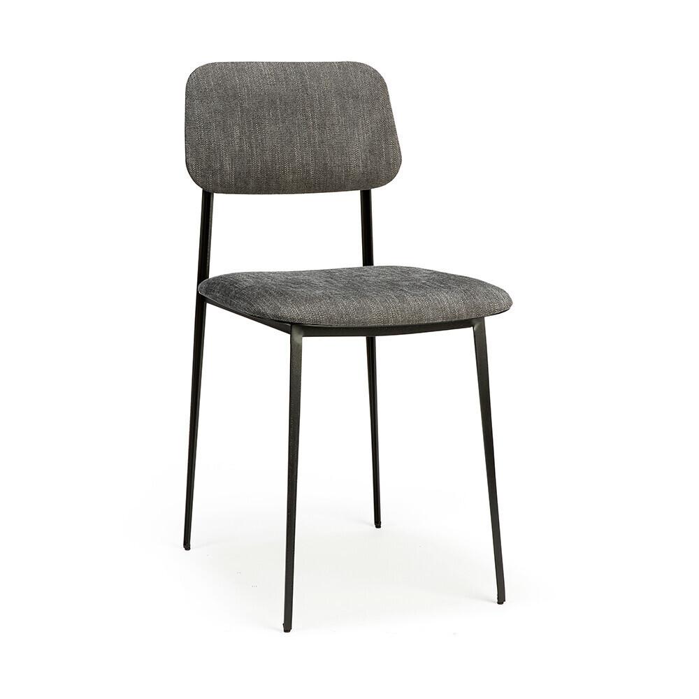chaise DC dark grey - Ethnicraft