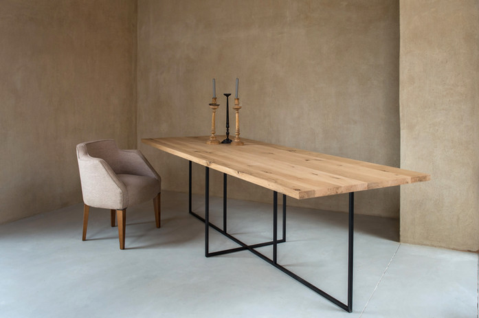 Table Lo en chêne massif