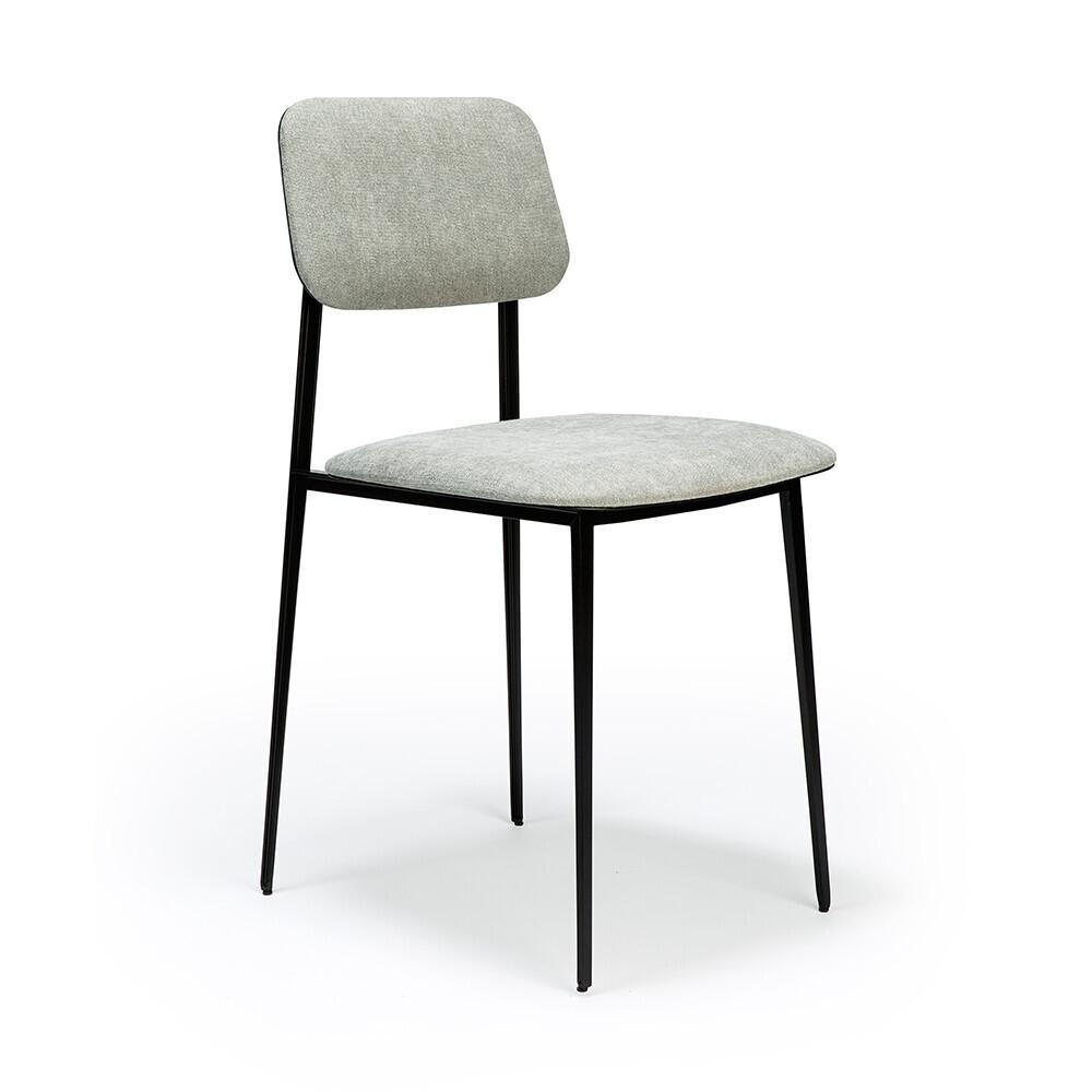 chaise DC light grey - Ethnicraft