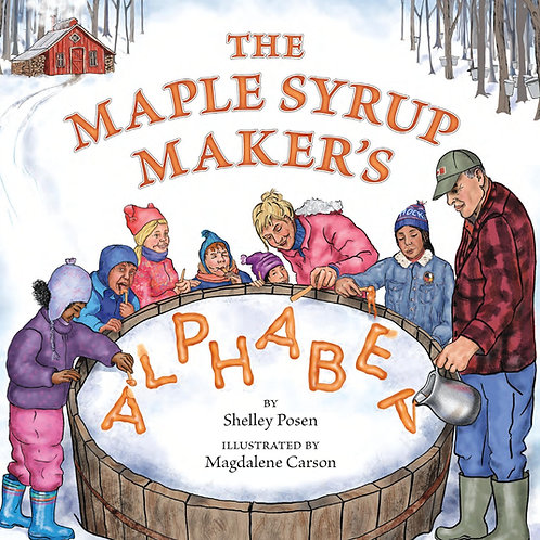 Maple Syrup Makers Alphabet Book (10)