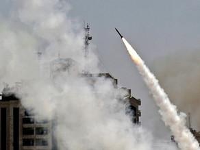 Missile explosion: 35 killed in Gaza, 5 in Israel