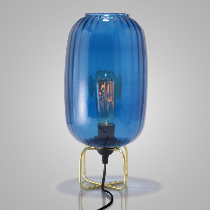 ref.5860 SASCHA candeeiro de mesa alto