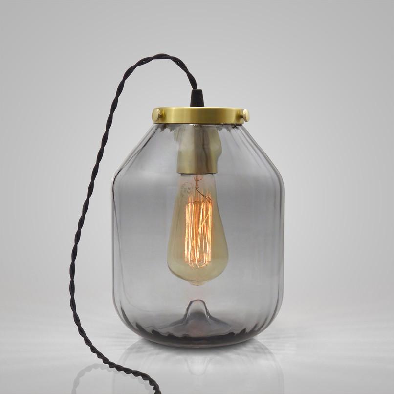 ref.5402 JAR of LIGHT candeeiro de mesa pequeno