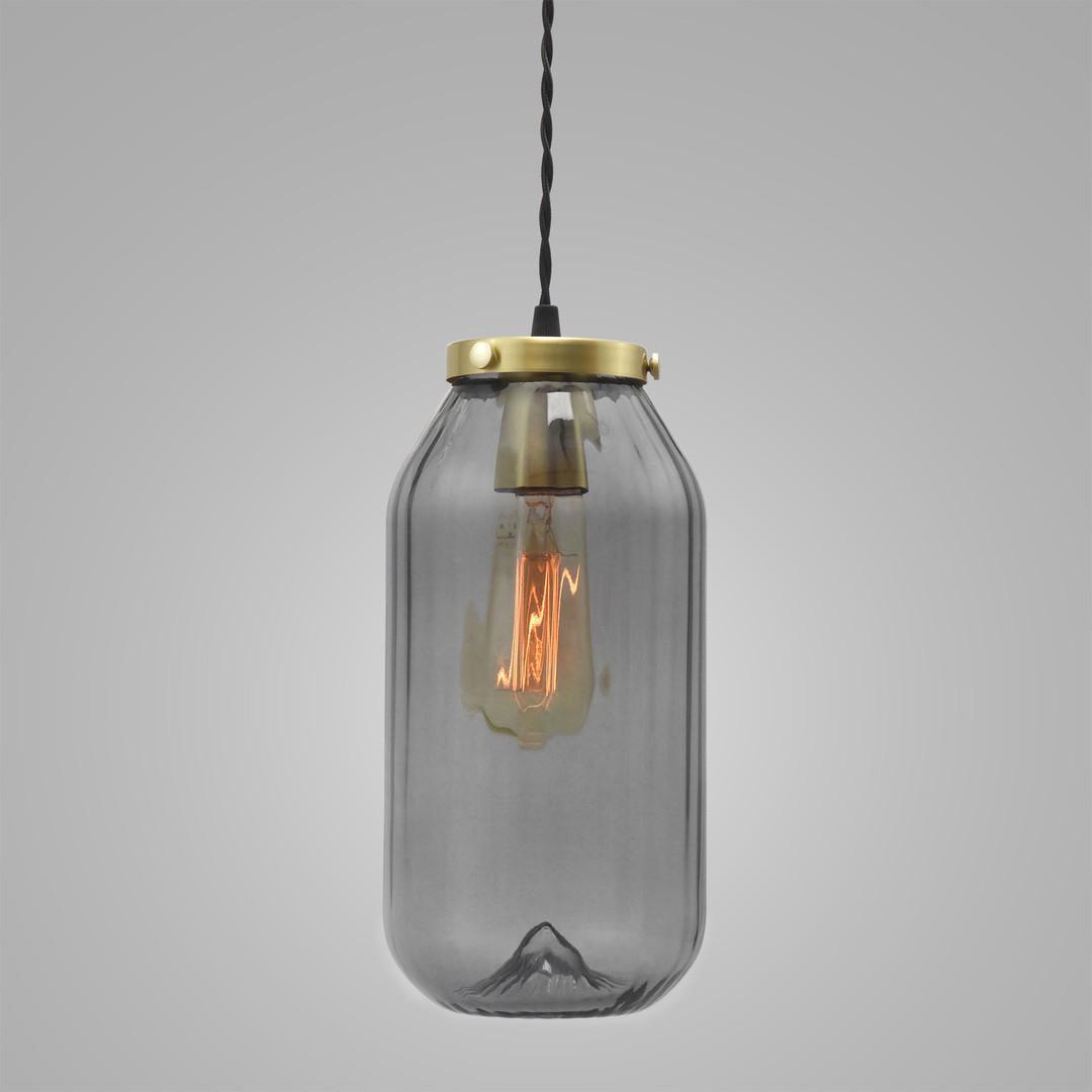 ref.5414 JAR OF LIGHT candeeiro de suspensão grande