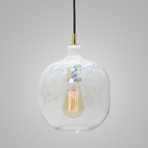 ref. 5363-HUDSON transparente com grãos opala