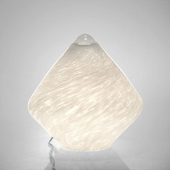 candeeiro GRACE em espelho com efeito vulkanic vulkanic.