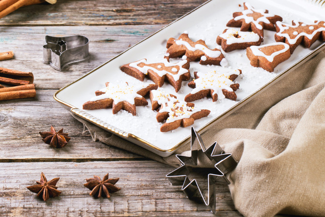 3 Simple Ways To Make Holiday Treats Healthier