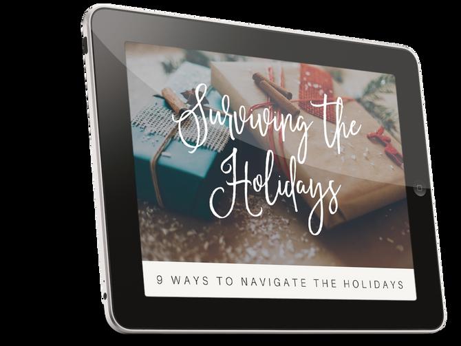 Tips To Stress Less This Holiday Season