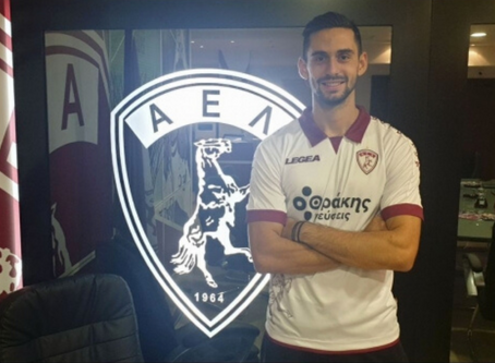 Durmishaj signed on loan with AEL FC from Olympiacos