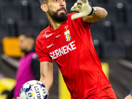 Giannis Anestis - 4th clean sheet in 8 games
