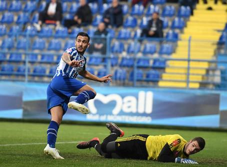 8 Goals in 9 Apps for Moraitis with Buducnost Podgorica