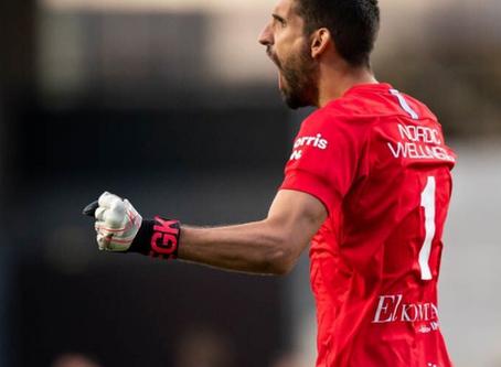 Anestis kept the clean sheet against AIK (video)