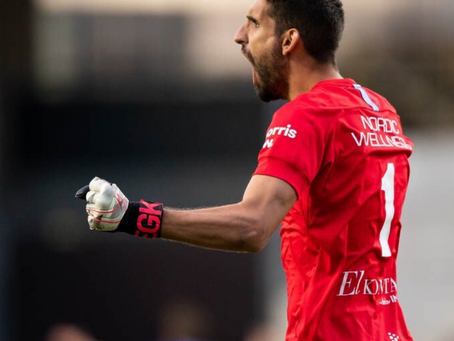 Anestis kept the clean sheet against AIK (video)
