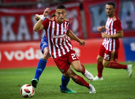 Konstantinos Tsimikas Contract Extension with Olympiacos FC