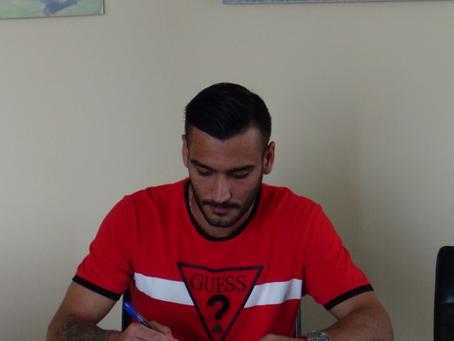 #MoraitisRenewal until 2021 with FK Budućnost