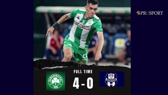Sotiris Alexandropoulos amazing GOAL!!!