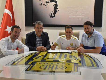 Stelios Kitsiou to Ankaragücü for 3 years