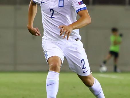 Greece National Team Call-up, for Saliakas!