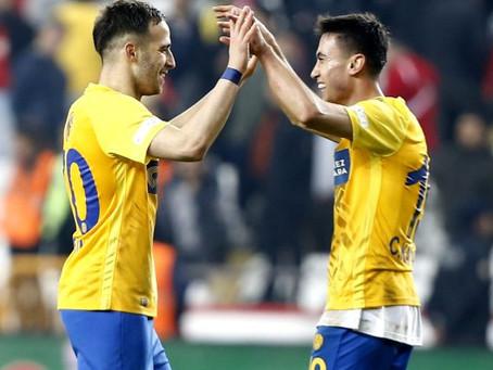 Stelios Kitsiou equalised again at the buzzer (VIDEO)