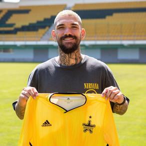 Kolovos signs for FC Sheriff Tiraspol (vid)