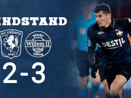 Marios Vrousai MVP and Willem II qualifies to Cup Semi-Final
