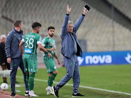 Congats on your debut, Dimitris Karagiannis