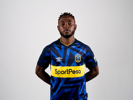 OFFICIAL: We've signed Abdul Ajagun to Cape Town City!