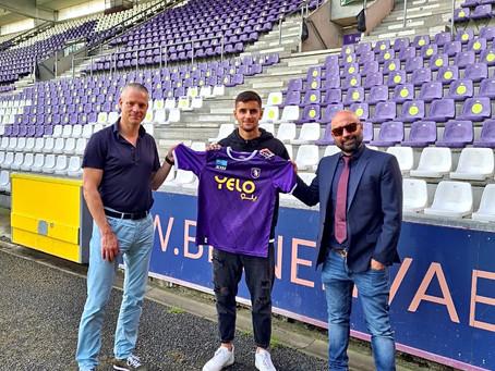 Konstantopoulos signs for Beerschot V.A.