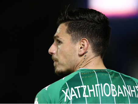 Tasos Chatzigiovanis provided an assist for Panathinaikos vs. Atromitos (video)