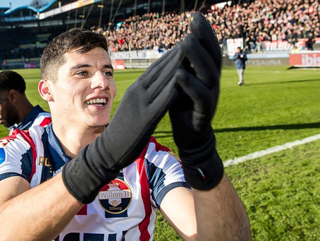 Marios Vrousai scored vs. Alkmaar