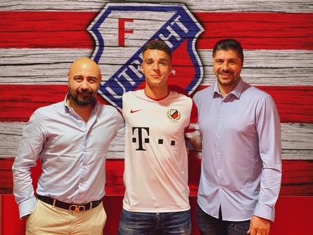 OFFICIAL: Douvikas joins FC Utrecht!