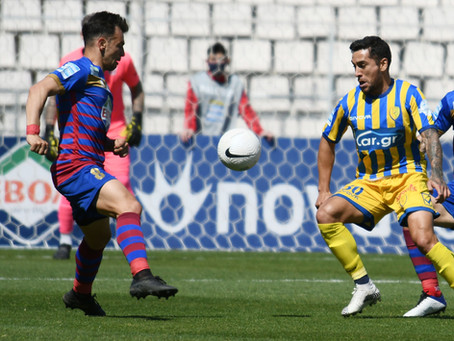 Excellent Ninis for NFC Volos vs. Panetolikos