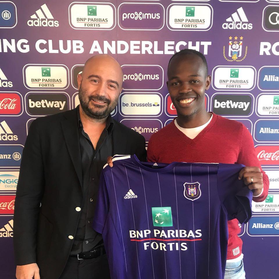 Musona to Anderlecht