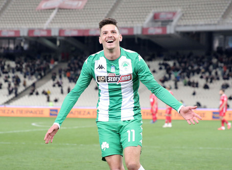 Chatzigiovanis scores and leads Panathinaikos